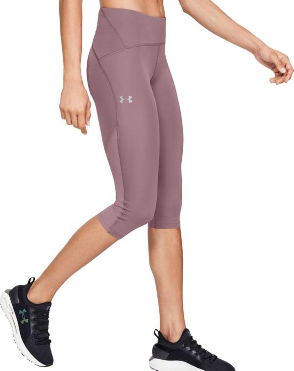 Under Armour Women's Fly Fast Running Capris Leggings product image