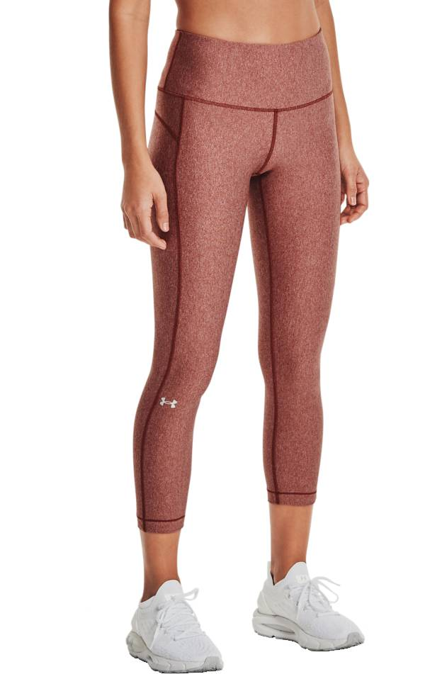 Under Armour Women's HeatGear Armour Compression Ankle Crop Leggings product image