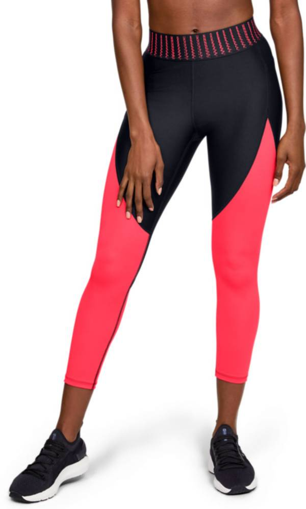 Under Armour Women's HeatGear Armour Ankle Crop product image