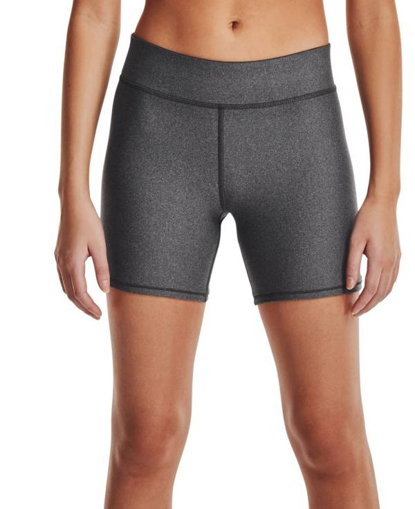 "Under Armour Women's Mid Rise 5"" Middy Shorts product image"
