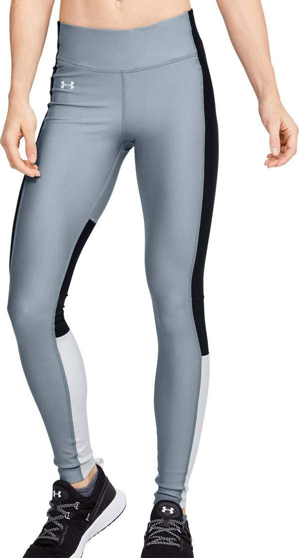 Under Armour Women's HeatGear Armour Perf Inset Graphic Leggings product image