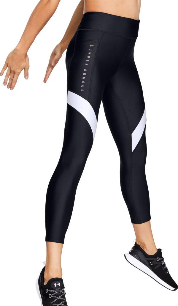 Under Armour Women's HeatGear Armour Sport Ankle Crop Leggings product image