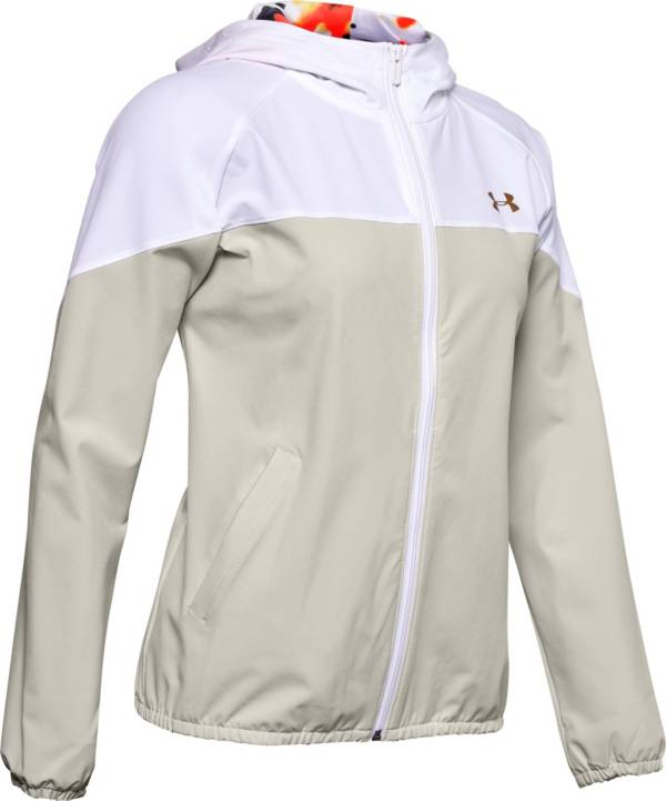 Under Armour Women's Kazoku Woven Hooded Jacket product image