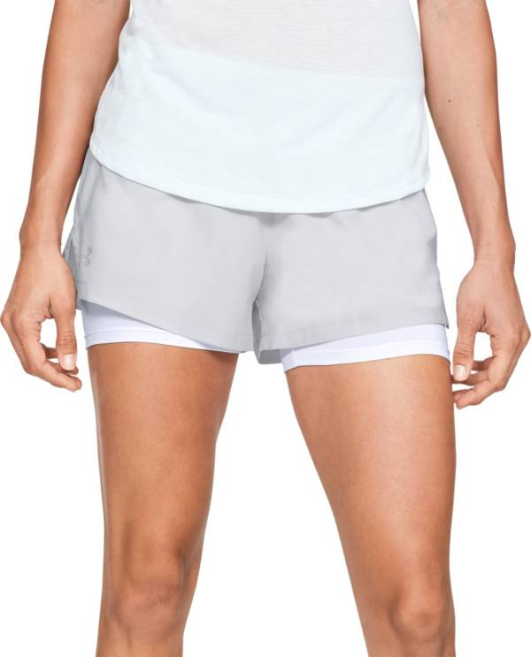 Under Armour Women's Launch SW 2-in-1 Running Shorts product image