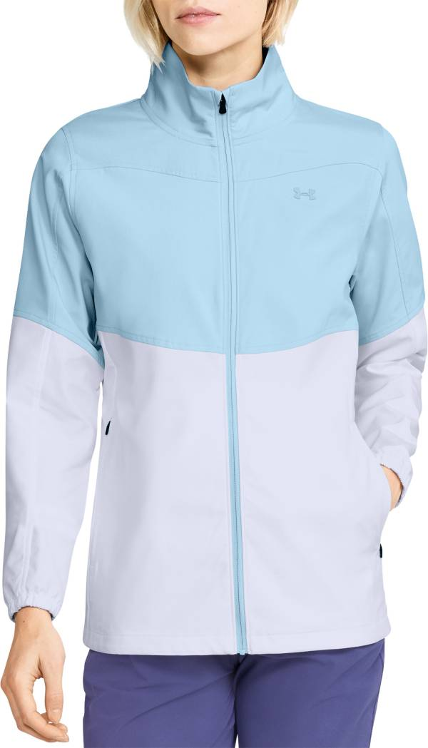 Under Armour Women's WindStrike Full-Zip Golf Jacket product image