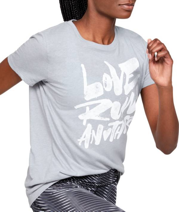 Under Armour Women's Love Run Another Short Sleeve T-Shirt product image