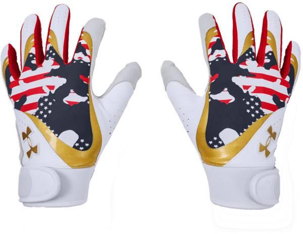 Under Armour Women's Motive Softball Batting Gloves product image