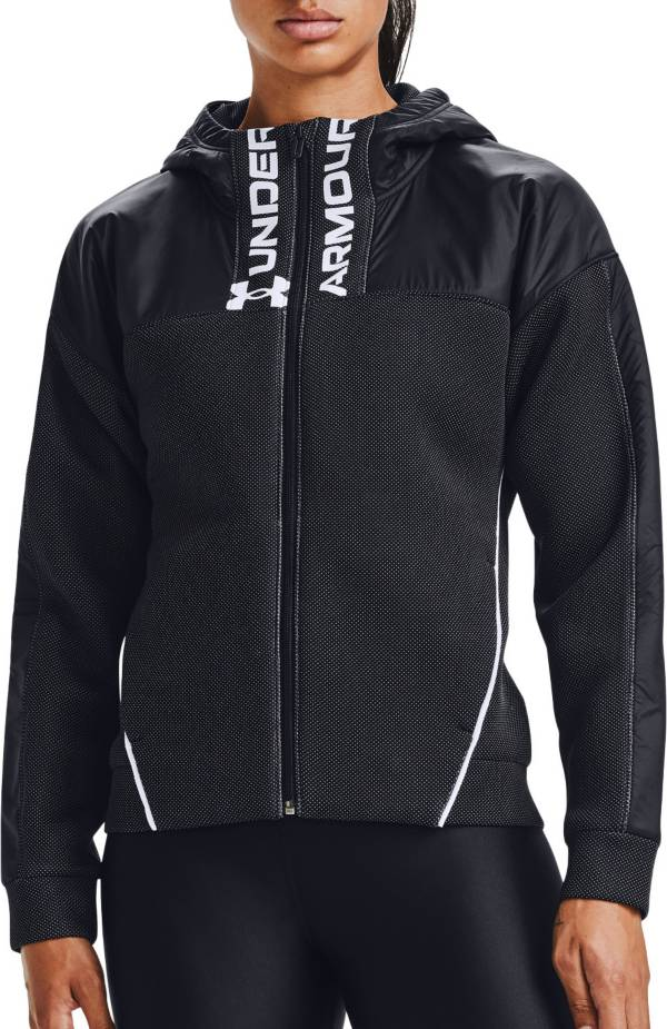 Under Armour Women's MOVE Full Zip Hoodie product image