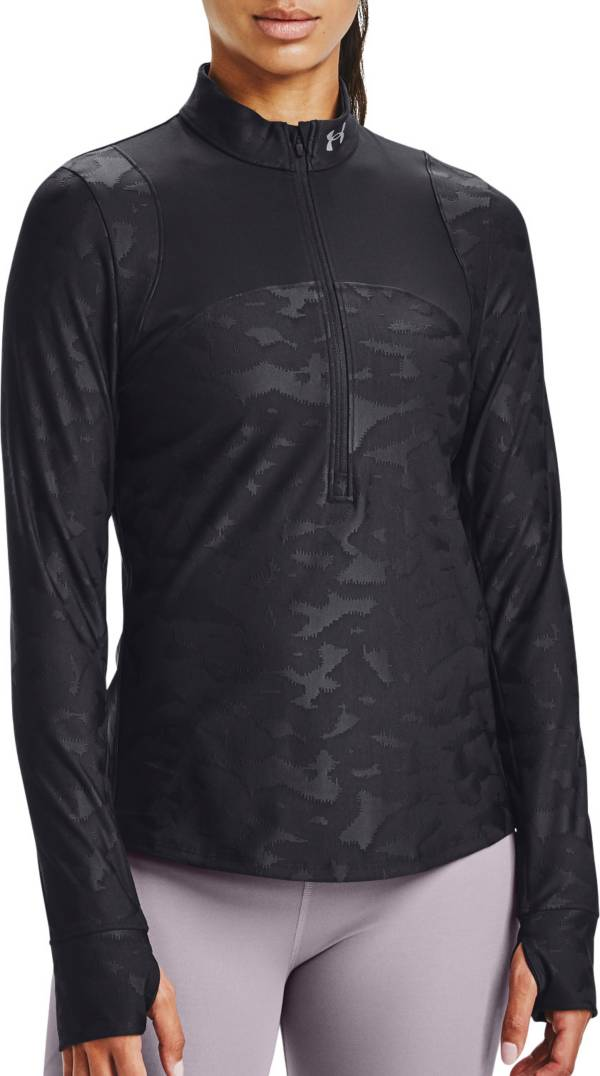 Under Armour Women's Qualifier Explosion ½ Zip Long Sleeve Shirt product image
