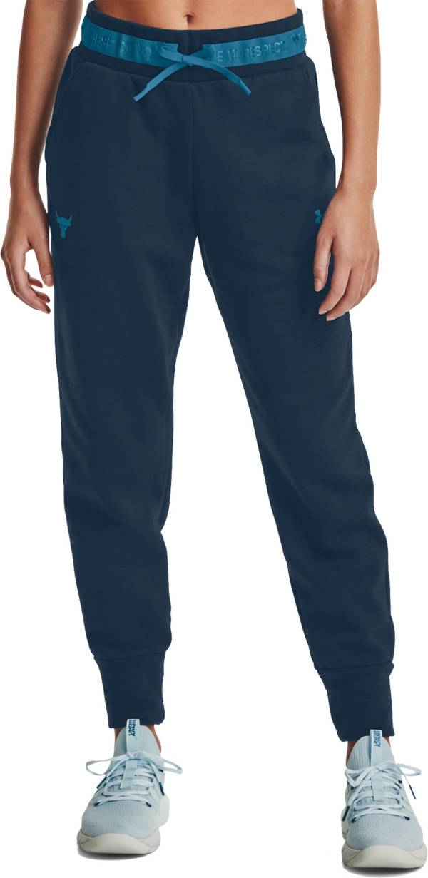 Under Armour Women's Project Rock Charged Cotton Fleece Pants product image
