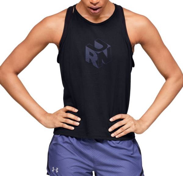 Under Armour Women's Run Cubed Tank Top product image