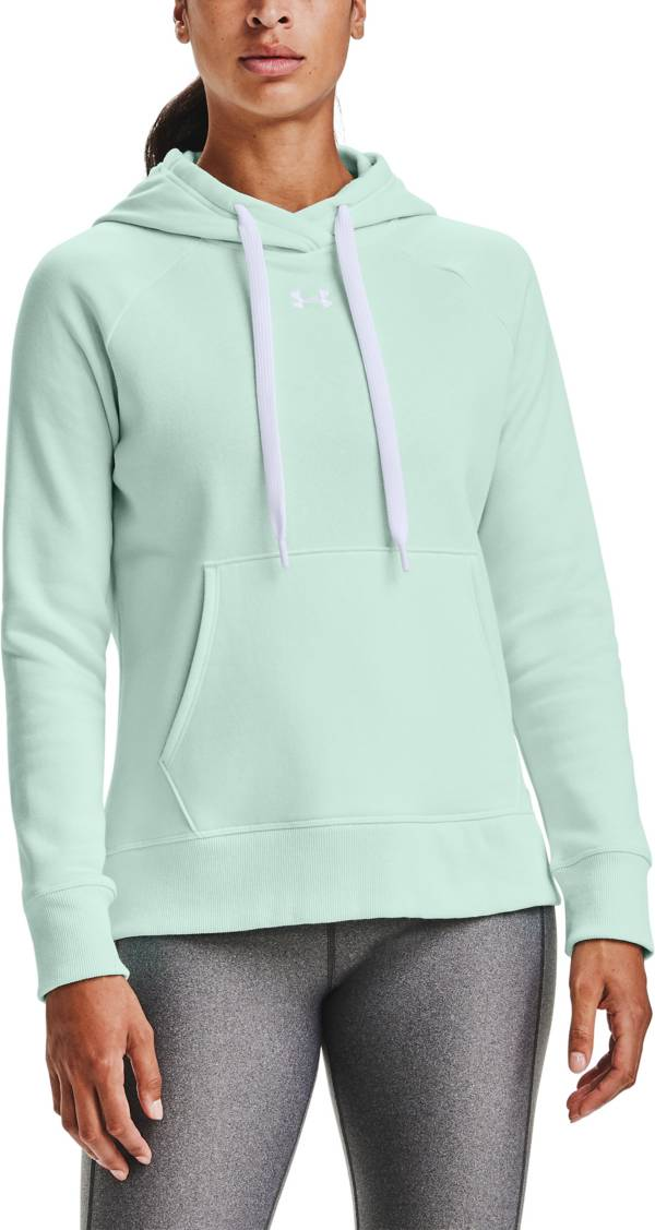 Under Armour Women's Rival Fleece Pullover Hoodie product image