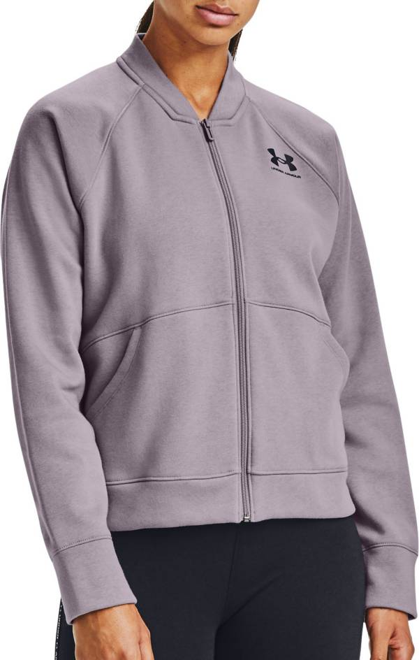 Under Armour Women's Rival Fleece Jacket product image