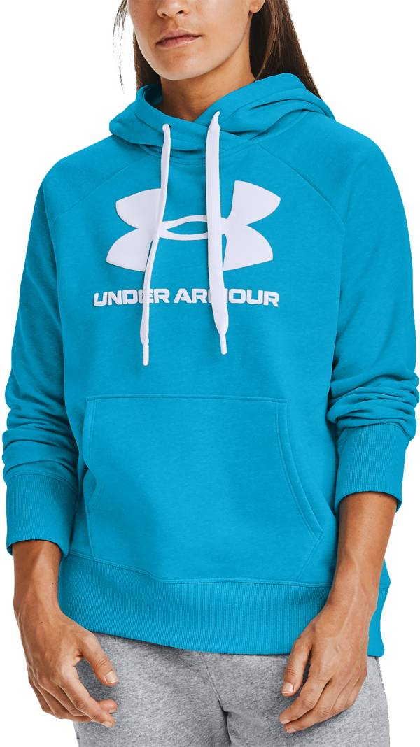 Under Armour Women's Rival Fleece Logo Pullover Hoodie product image