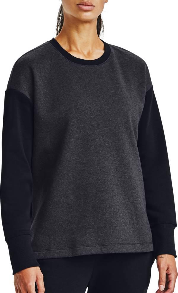 Under Armour Women's Rival Fleece EMB Crew Sweatshirt product image