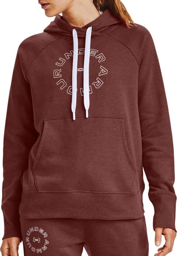 Under Armour Women's Rival Fleece Metallic Hoodie product image