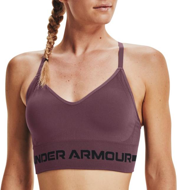 Under Armour Women's Seamless Low Impact Long Sports Bra product image