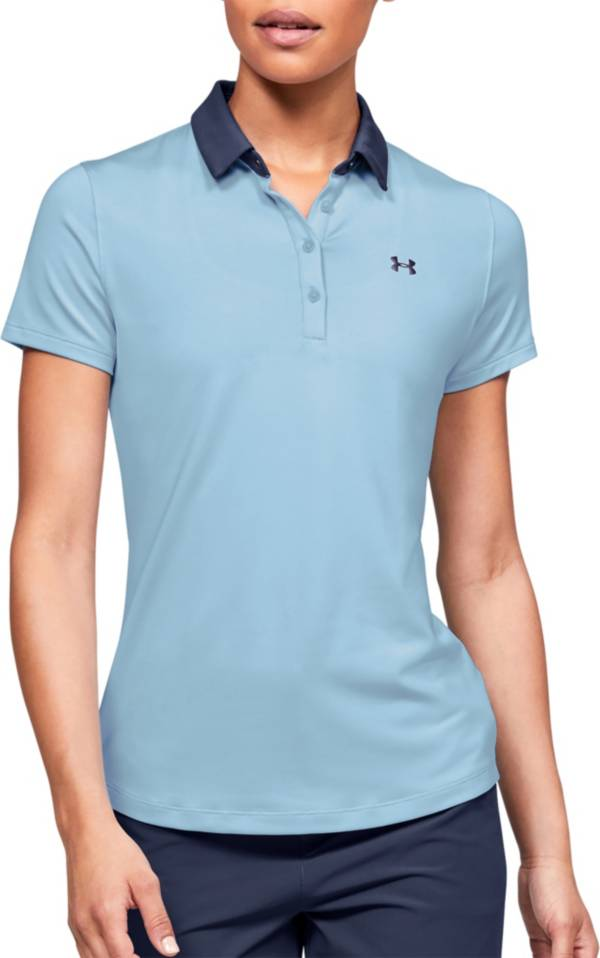 Under Armour Women's Short Sleeve Golf Polo product image