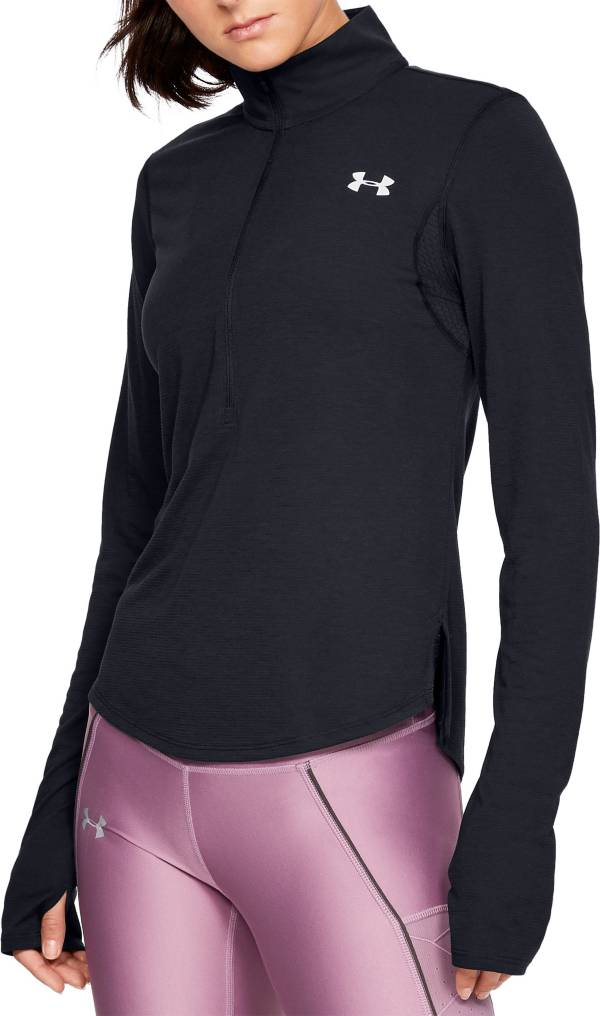 Under Armour Women's Streaker ½ Zip Running Long Sleeve Shirt product image