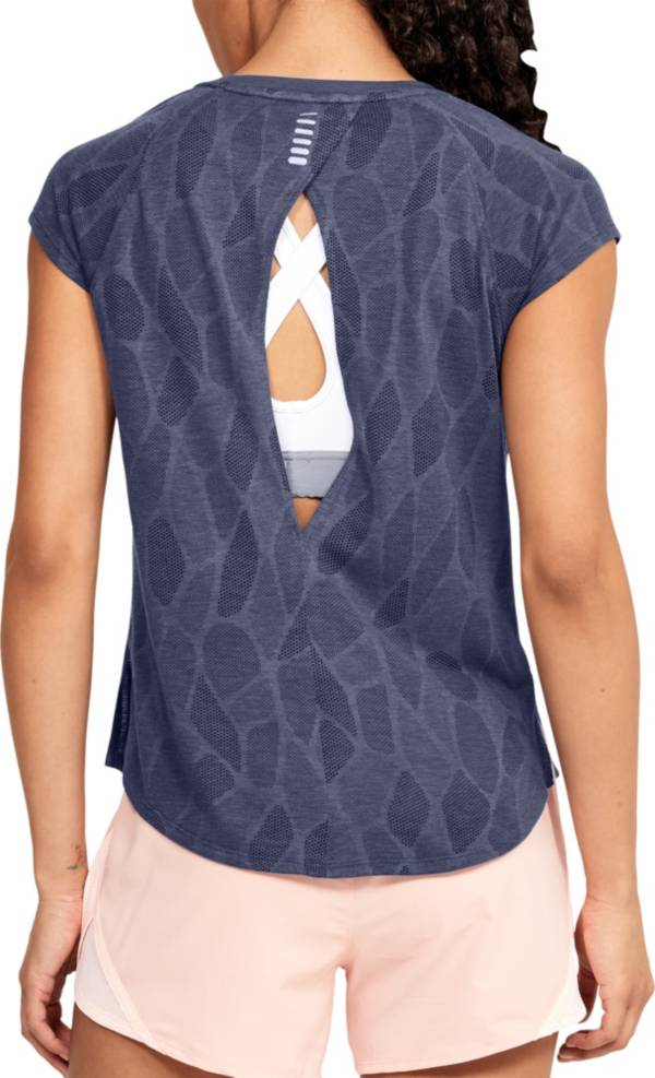 Under Armour Women's Streaker Shift Running T-Shirt 2.0 product image
