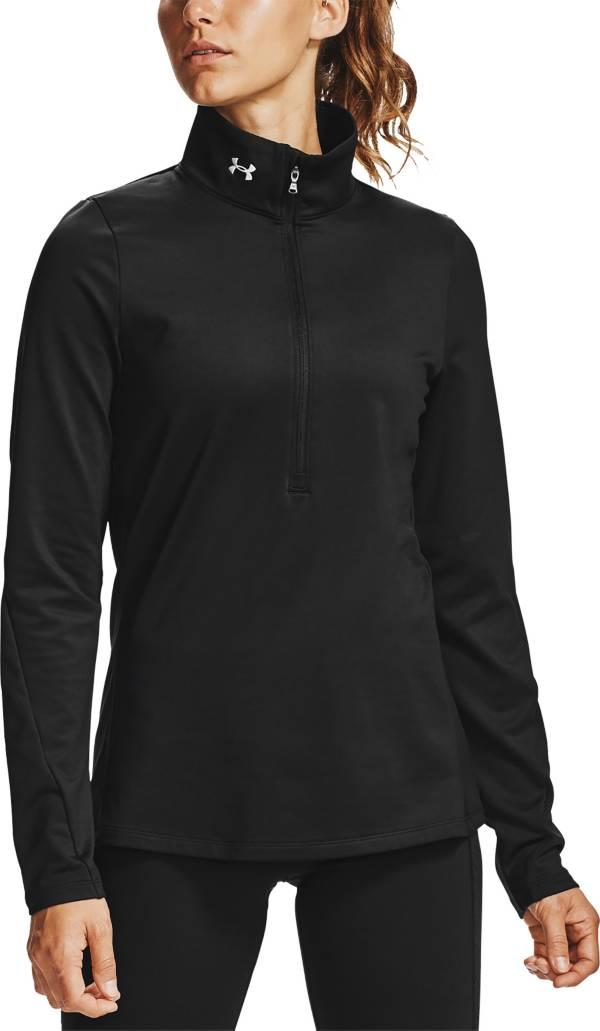 Under Armour Women's Authentics ColdGear ½ Zip Pullover product image