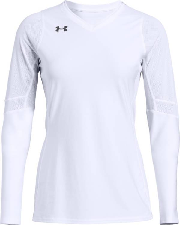 Under Armour Women's Volleyball Powerhouse Jersey Long Sleeve Shirt product image