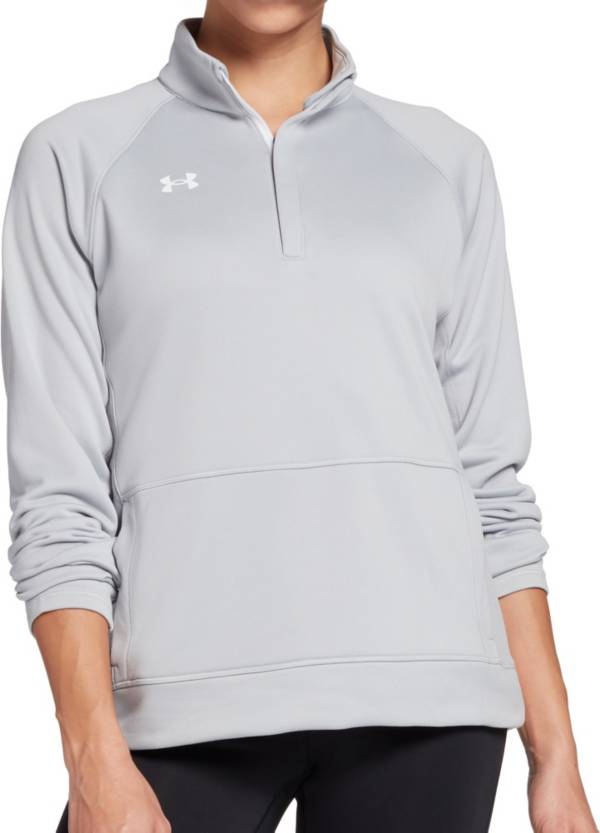 Under Armour Women's Volleyball Warmup 1/4 Zip Pullover product image