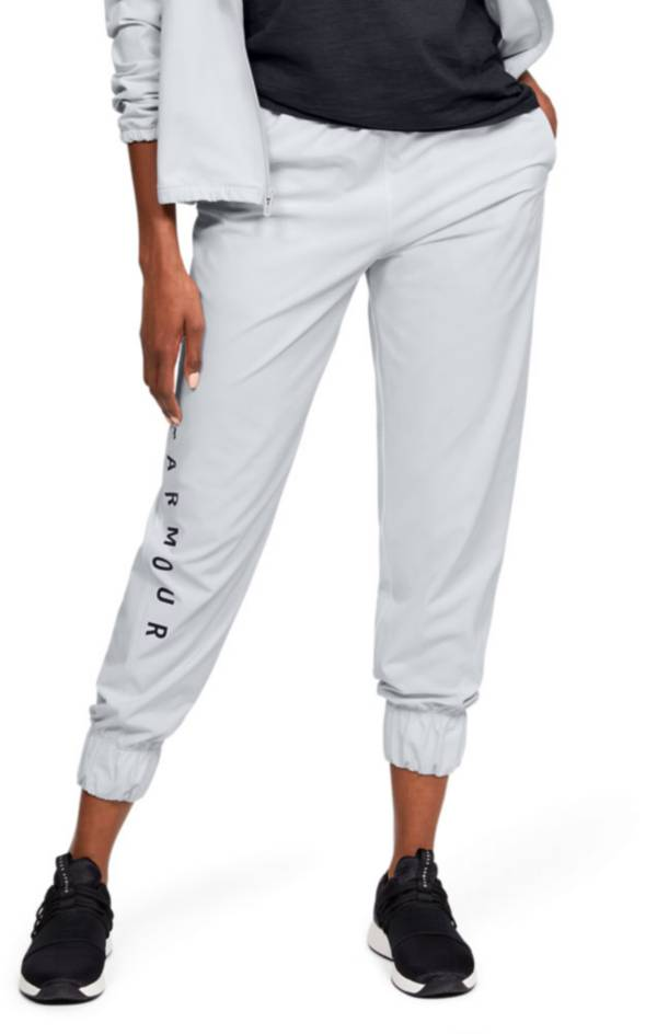 Under Armour Women's Woven Branded Pants product image