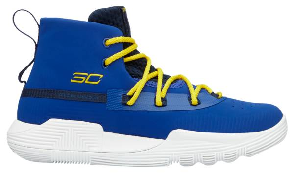 Under Armour Kids' Grade School Curry 3Zer0 2 Basketball Shoes product image