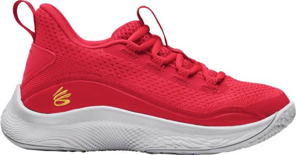 Under Armour Kids' Preschool Curry Flow 8 Basketball Shoes product image