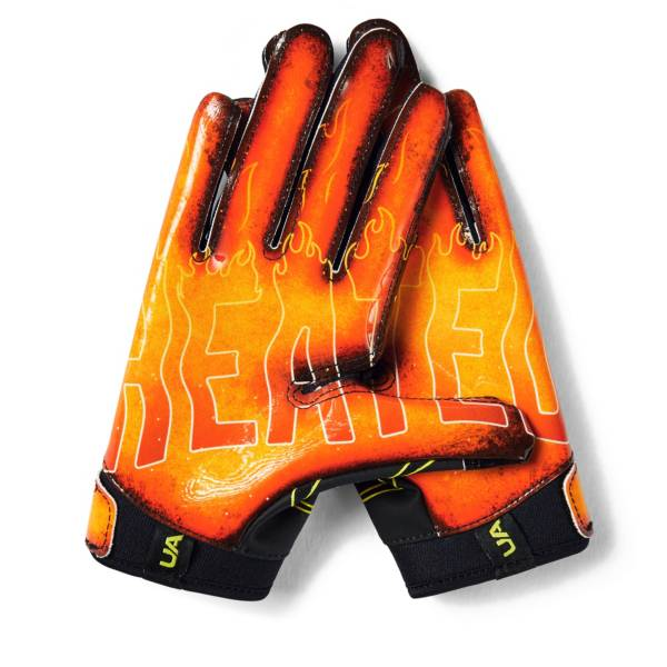 Under Armour Youth F7 Novelty Football Receiver Gloves 2020 product image