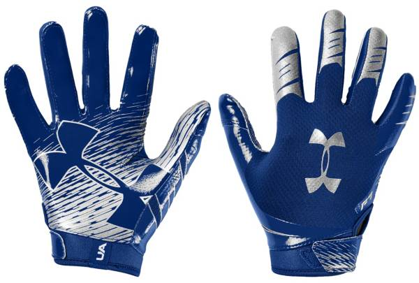 Under Armour Youth F7 Football Receiver Gloves product image