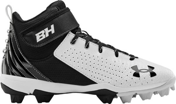 Under Armour Kids' Harper 5 Mid RM Baseball Cleats product image