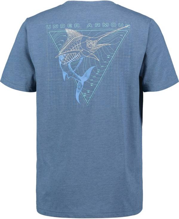 Under Armour Boys' Marlin Skel-Matic T-Shirt product image