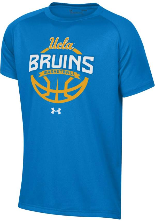 Under Armour Youth UCLA Bruins True Blue Tech Performance Basketball T-Shirt product image