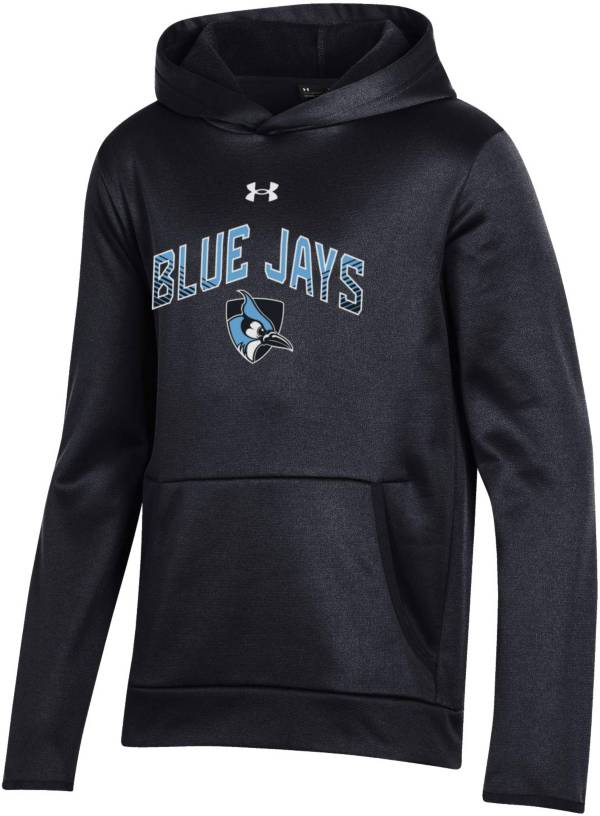 Under Armour Youth Johns Hopkins Blue Jays Pullover Black Hoodie product image