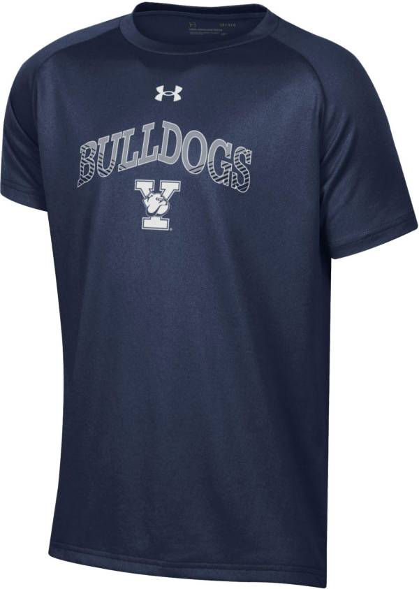 Under Armour Youth Yale Bulldogs Yale Blue Tech Performance T-Shirt product image