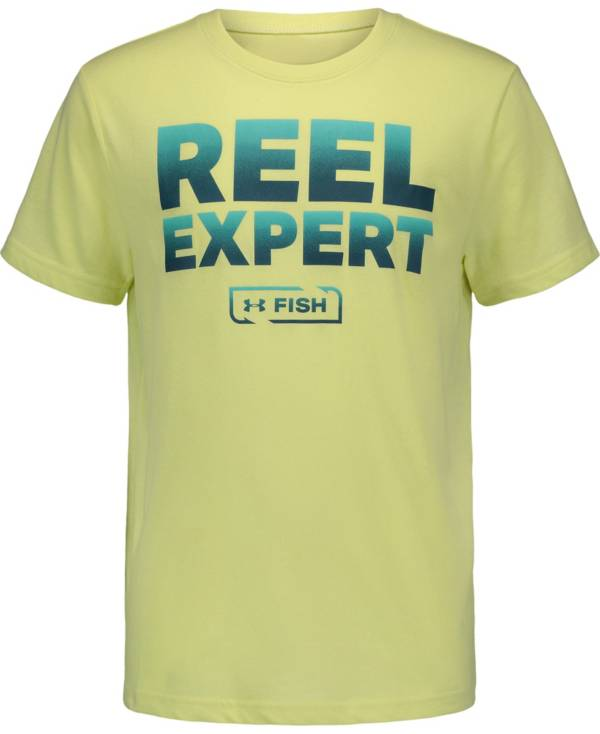 Under Armour Boys' Reel Expert T-Shirt product image