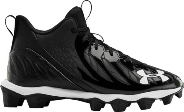 Under Armour Kids' Spotlight Franchise Mid RM Football Cleats product image