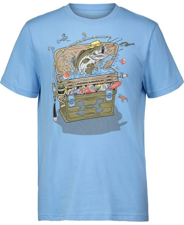 Under Armour Boys' Tackle Box T-Shirt product image
