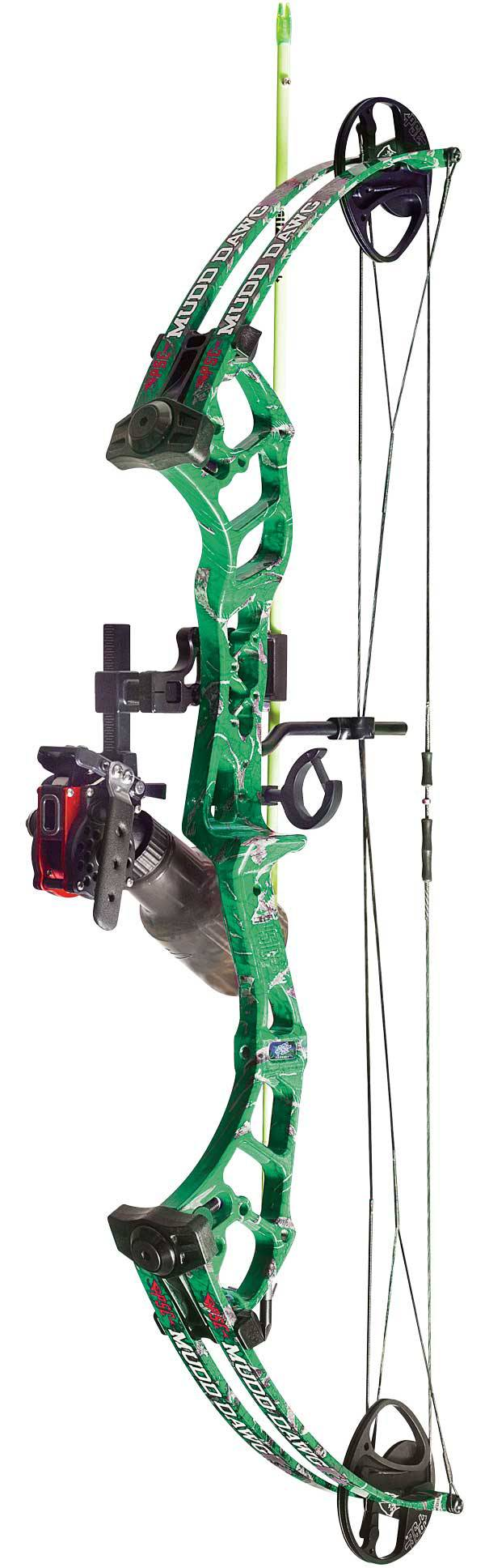 PSE Mad Fish Mudd Dawg Bowfishing Bow Cajun Package product image