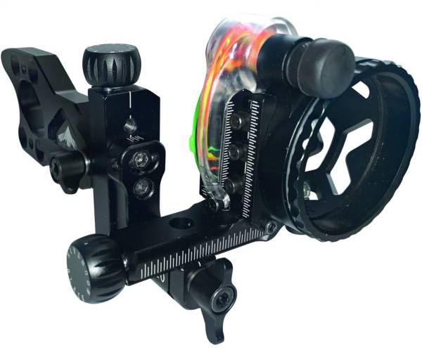 PSE Black Mountain Carbon DR Driver 4-Pin Bow Sight product image