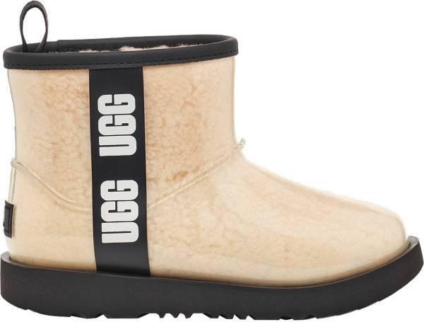 UGG Kids' Classic Clear Mini II Sheepskin Boots product image