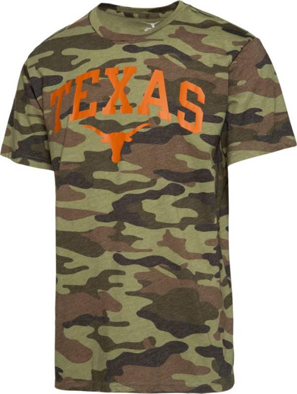 University of Texas Authentic Apparel Men's Texas Longhorns Camo Caudron T-Shirt product image