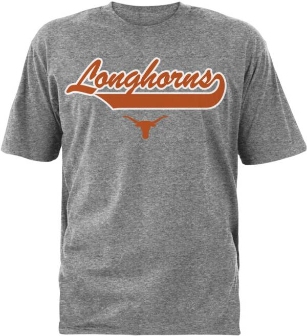 University of Texas Authentic Apparel Men's Texas Longhorns Grey Jackson T-Shirt product image
