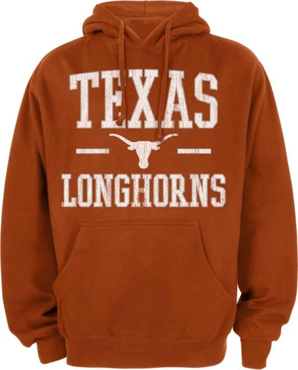 University of Texas Authentic Apparel Men's Texas Longhorns Burnt Orange Pullover Hoodie product image