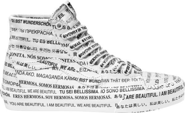 Vans We Are Beautiful SK8-Hi Tapered Shoes product image