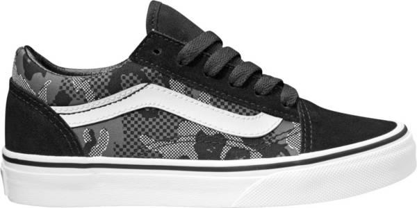 Vans Kids' Grade School ComfyCush Old Skool Camo Shoes | DICK'S ...
