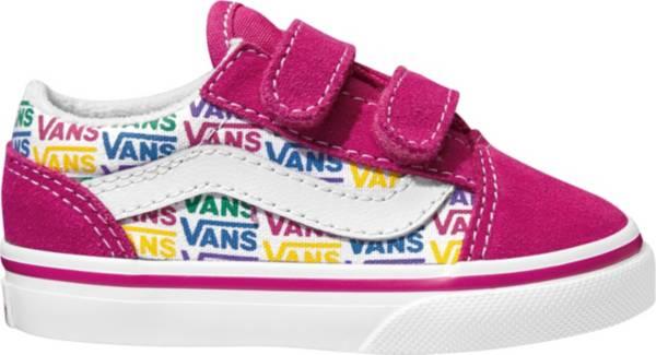 Vans Toddler Old Skool  Rainbow Shoes product image