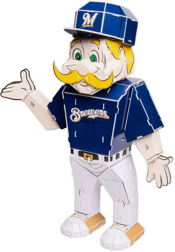 FOCO Milwaukee Brewers PZLZ 3D Puzzle product image